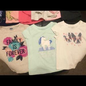 Carter's Shirts & Tops - Toddler Tee Bundles